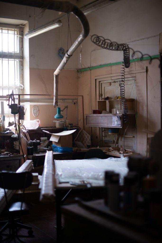 A Studio, Russia, 2015