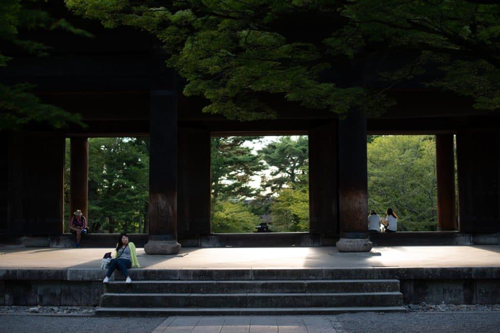 Dreaming, Japan, 2016