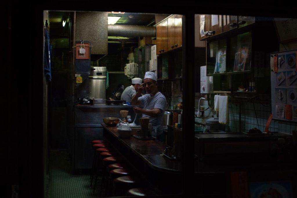 Eating, Japan, 2016