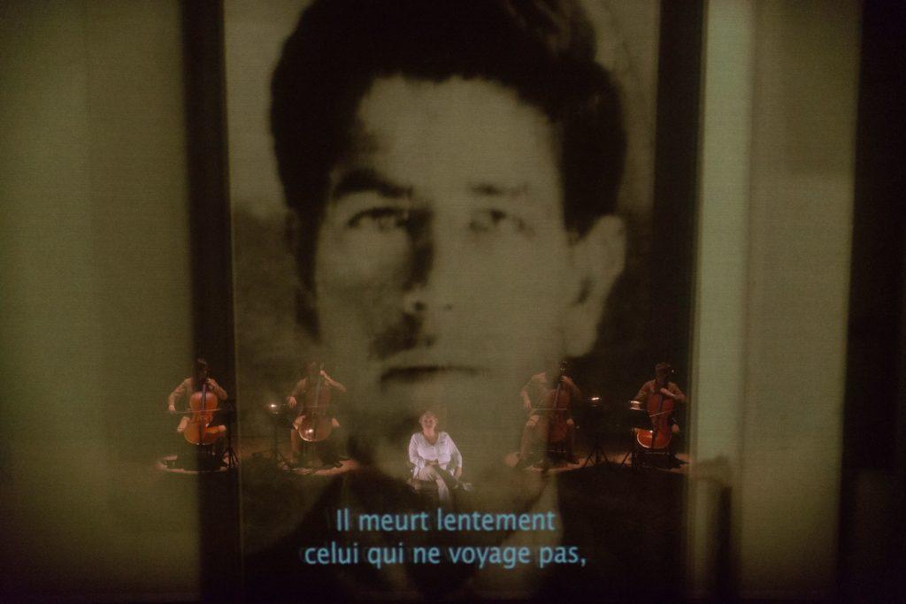 Il meurt lentement, Brussels, 2015