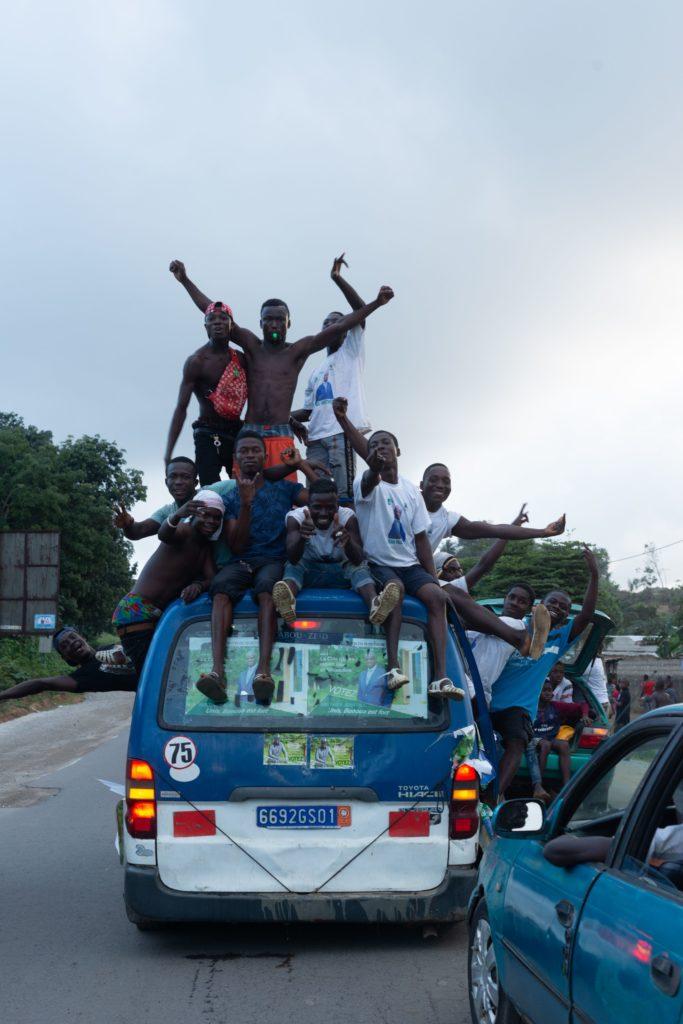 Strike 1, Abidjan, 2018
