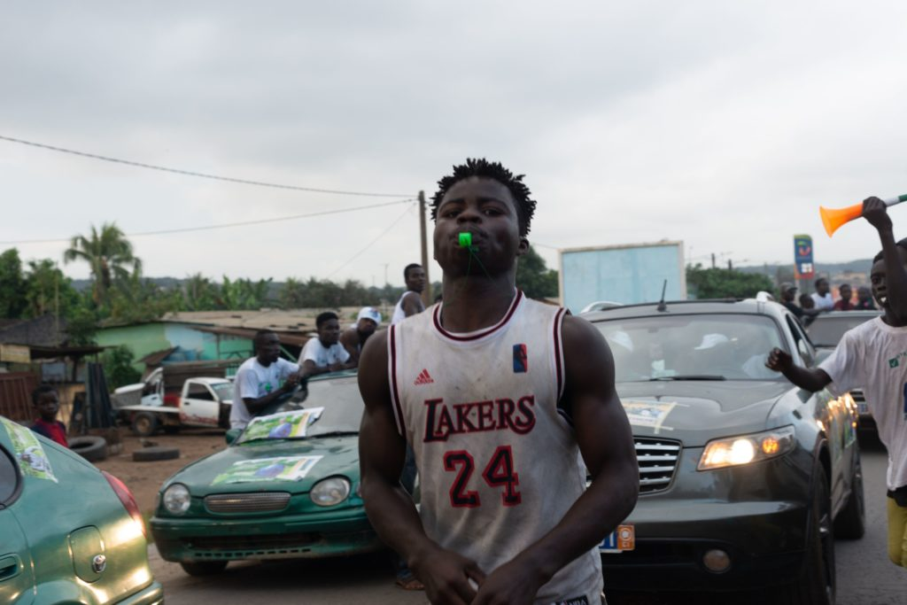 Strike 2, Abidjan, 2018